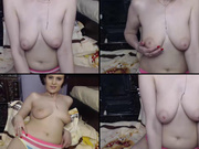 Hottest_evil doing anal with her dildo, close up on her pussy in webcam show 2017-04-14 180544