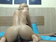 Japanese Aki Plays with Her Pussy and Cums